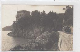 Strada Portofino - Castello Di Paraggi. - Genova (Genoa)