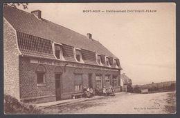 CPA Nord 59 -  MONT NOIR, Etablissement Castrique-Flauw - Altri Comuni