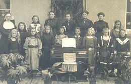 Westkappelle Zangsters  Congugatie Westkapelle Fotokaart (31) - Knokke