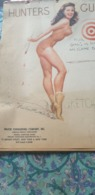 HUNTERS GUIDE / MACPHERSON/1954 /MAJOR FORWARD COMPANY NEW YORK - Erotiche (...-1960)