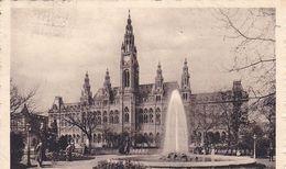 AK Wien - Rathaus Und Rathauspark - Ca. 1930 (51199) - Ringstrasse