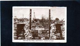 CG45 - Italia - Cimitero Militare Redipuglia - Il Telefono Da Campo - Cementerios De Los Caídos De Guerra