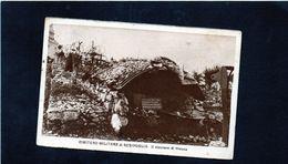 CG45 - Italia - Cimitero Militare Redipuglia - Il Ricovero Di Trincea - Cementerios De Los Caídos De Guerra