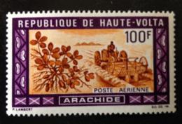 Burkina Faso, Haute Volta, « ARACHIDE », Poste Aerienne, 1969 - Burkina Faso (1984-...)