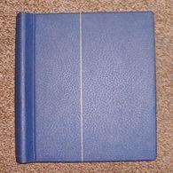 DDR Leuchtturm SF Vordruckblätter 1970 - 1979 Komplett Im Blauen Leuchtturm Klemmbinder Neupreis über 300,- Euro - Komplettalben