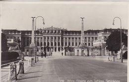 AK Wien - Eingang Zum Schloss Schönbrunn - 1937 (51202) - Schloss Schönbrunn