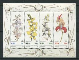 266 - AFRIQUE DU SUD (RSA) 1981 - Yvert BF 12 - Fleur - Neuf ** (MNH) Sans Trace De Charniere - África Del Sur (1961-...)
