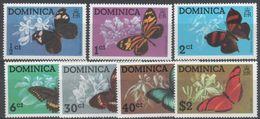 Dominica - #427-33(7) - MNH - Dominica (1978-...)