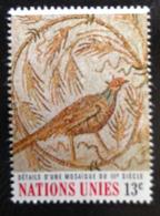 United Nations, Unused Stamps, « Mosaics », 1969 - Neufs