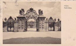 AK Wien - Belvedere - Eingang - 1931 (51205) - Belvédère