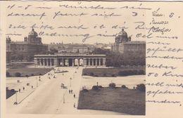 AK Wien - Äußeres Burgtor - 1931 (51206) - Ringstrasse