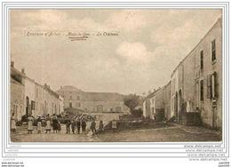 MEIX - LE - TIGE ..-- Le Château . 1907 Vers GAND ( Mr René GHIJS ) . Voir Verso . - Saint-Léger