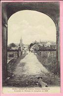 PECQ - Avenue De L'Ancien Château Seigneurial - 1910 - Pecq