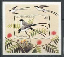 266 - GRENADE GRENADINE 1984 - Yvert BF 80 - Oiseau - Neuf ** (MNH) Sans Trace De Charniere - Grenada (1974-...)