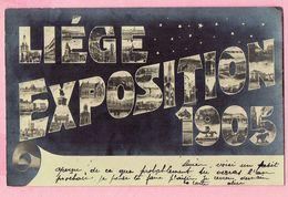 Liége Exposition 1905 - 1904 - Liège