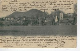 NANT Et Le Pic St Alban- Vallée De La Dourbie -1903- Dos Simple - Otros Municipios
