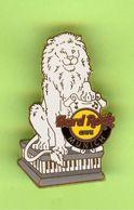 Pin's Hard Rock Café Munich Lion Bavarois - HRC007 - Música