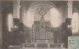 BLAYE : Intérieur De L'église St. Romain. - Blaye