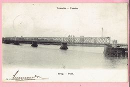 Temsche - Tamise - Temse - Brug - Pont - 1904 - Temse