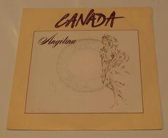 45T CANADA : Angélina - Vinyl Records