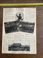 1910 JDV PARIS LONDRES VOYAGE AERIEN DE JOHN BENJAMIN MOISANT AVIATEUR ISSY LES MOULINEAUX - Sammlungen