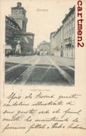 FERRARA PIAZZA DELLA PACE 1900 - Ferrara