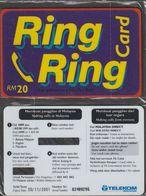 420/ Malaysia; Ring Card, Prepaid, Mint In Wrapper - Malaysia