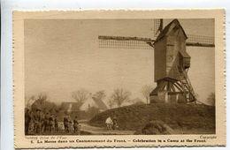 Moulin Vent Belgique Yser - Bélgica