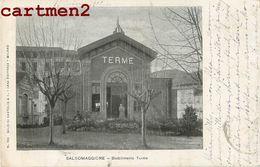 SALSOMAGGIORE STABILIMENTO TERME 1899 - Non Classés