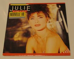 45T JULIE PIETRI : Nouvelle Vie - Vinyl Records