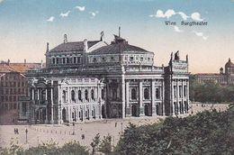 AK Wien - Burgtheater - Ca. 1910  (51214) - Ringstrasse