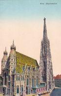 AK Wien - Stephansdom - Ca. 1910 (51218) - Stephansplatz