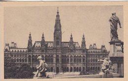 AK Wien - Rathaus - Ca. 1910 (51220) - Ringstrasse