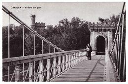 N1L10 Romania Craiova Vedere Din Parc - Roumanie