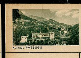 Carte Neuve Illustrée N° 182 - 0194 C ( Kurhaus PASSUGG ) - Stamped Stationery