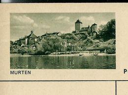 Carte Neuve Illustrée N° 182 - 0262 C ( MURTEN ) - Stamped Stationery