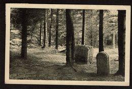 Botrange - La Fagne - Croix Verner - Circulée - 2 Scans - Waimes - Weismes