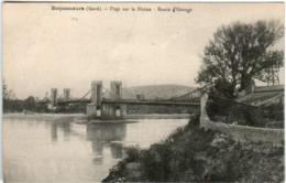 31or 1902 CPA - ROQUEMAURE - PONT SUR LE RHONE - Roquemaure