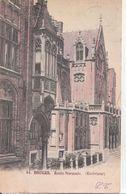 Bruges - École Normale (Extérieur) - Brugge