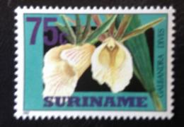 Surinam, Unused Stamps, « Flowers », « Orchids », 1992 - Suriname