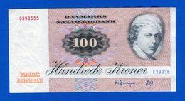 Danemark   100kroner  1978 E - Denmark