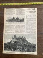 1910 JDV PORTUGAL PALAIS SURVIVENT AUX ROIS MAFRA PRES DE LISBONNE CINTRA - Sammlungen
