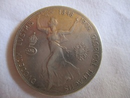 Austria: 5 Kronen 1908 - Jubilee - Autriche