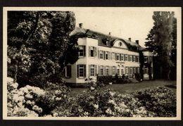 Lubbeek - Château De Gellenberg - Circulée - Edit. Halflants - 2 Scans - Lubbeek