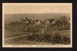 Quaremont - Vue Sur Le Village / Kwaremont - Zicht Op Het Dorp En Erover - Circulée - Uitg. Foto Gyselynck Kortrijk - - Renaix - Ronse