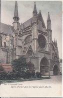Ypres - Portail Sud De L'Église Saint Martin - Ieper