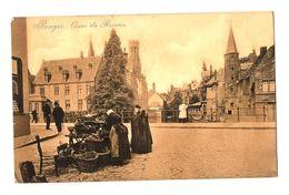 WW1 - Feldpost 1915 - Bruges - Quai Du Rosaire - Brugge