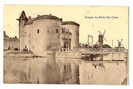 WW1 - Feldpost 1915 - Bruges - La Porte Ste-Croix - Brugge