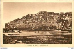 WW PALESTINE. Vue Générale Sur Jaffa - Palestine
