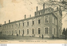 WW 71 MACON. Nouvelle Caserne Des Oblats - Macon